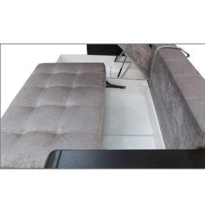 диван ящик для белья под сиденьем