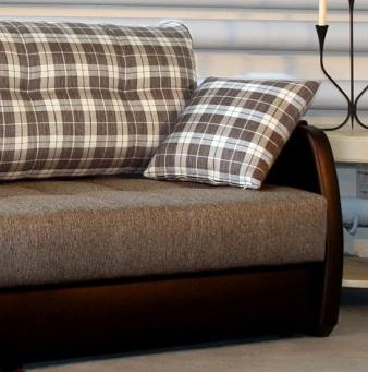 узкий подлокотник дивана
