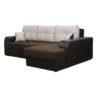 купить угловой диван с ящиками в подлокотниках
