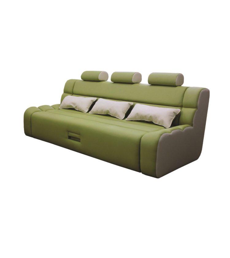 диван с утяжками