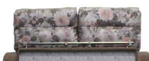 подушки на спинке